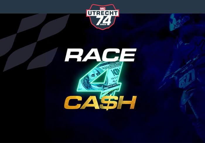 Race 4 Cash logo